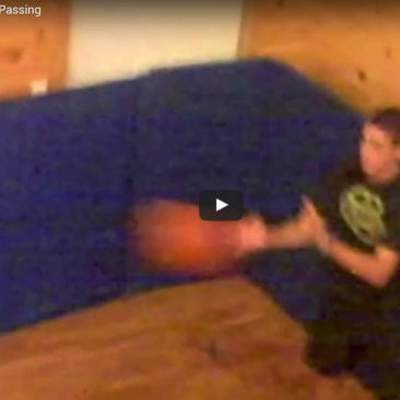 Basketball Passing